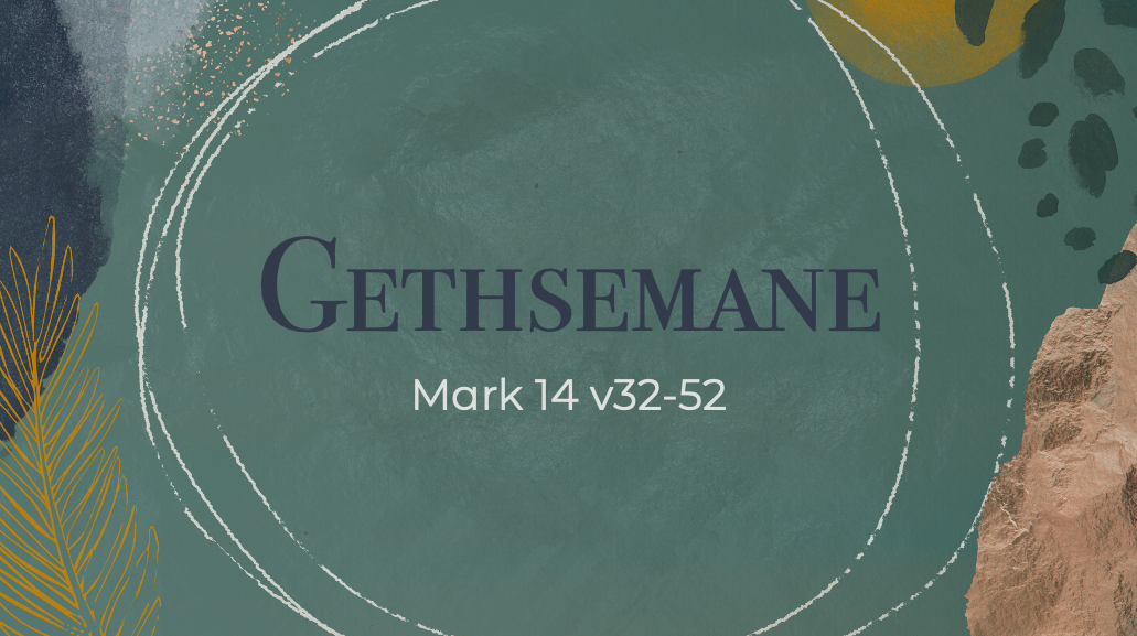 You are currently viewing Gethsemane